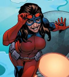 Rhonda Pineda, AKA The Atom