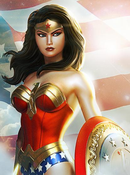 paradis synonym Wonder Woman pornostjerne