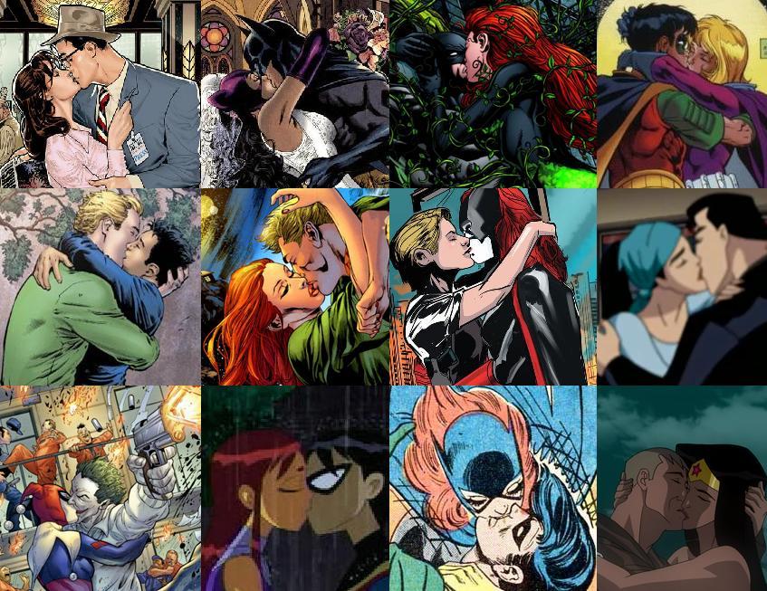 Jyger S Favourite 5 5 Favourite Dc Kisses Jyger S Rant