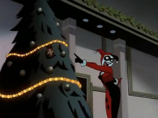 Harley Quinn Christmas.Upcoming One Shot Fanfic Have A Holly Harley Christmas