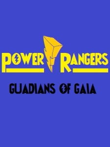 Power Rangers Guardians of Gaia