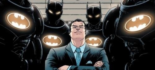 #1 - Bruce Wayne