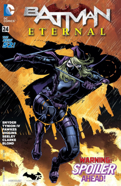 Batman Eternal #24