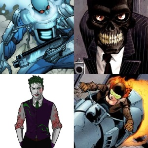 Batman's Rogues Gallery