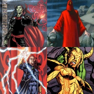 Doctor Fate's Rogues Gallery