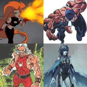 Poison Ivy's Rogues Gallery