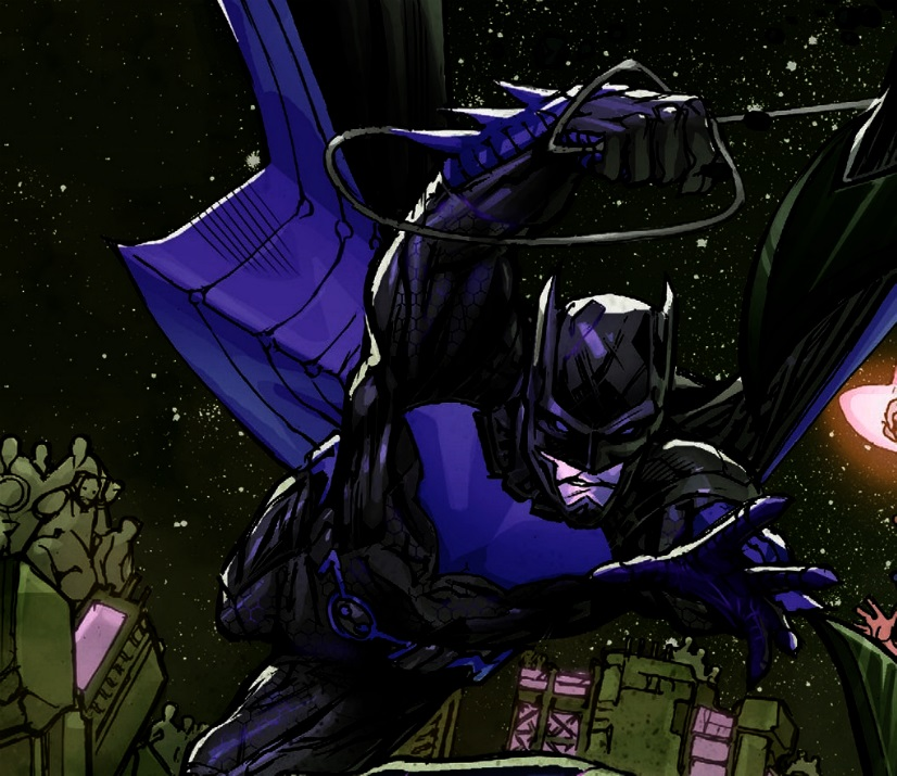 New Fanfic: Justice League Infinite + A Look At Infinite Batman