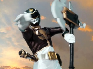 #5 - Jake Holling, the Megaforce Black Ranger/Super Megaforce Green Ranger