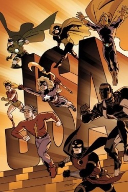 #2 - The Return of the Justice Society