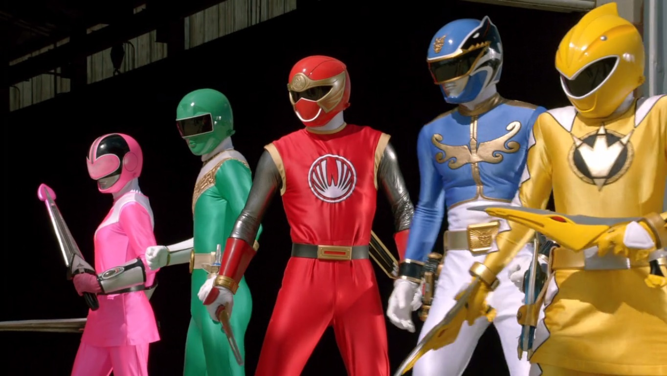 my thoughts on power rangers super megaforce warning