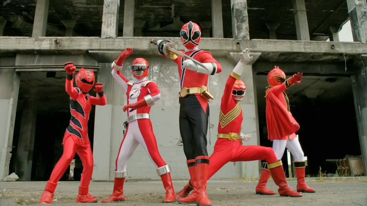 My thoughts on power rangers super megaforce warning - Power rangers megaforce jungle fury ...