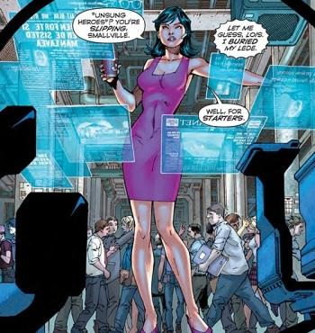 #4 - Lois Lane