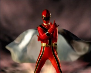 #4 - Nick Russel/Bowen, the Red Mystic Ranger
