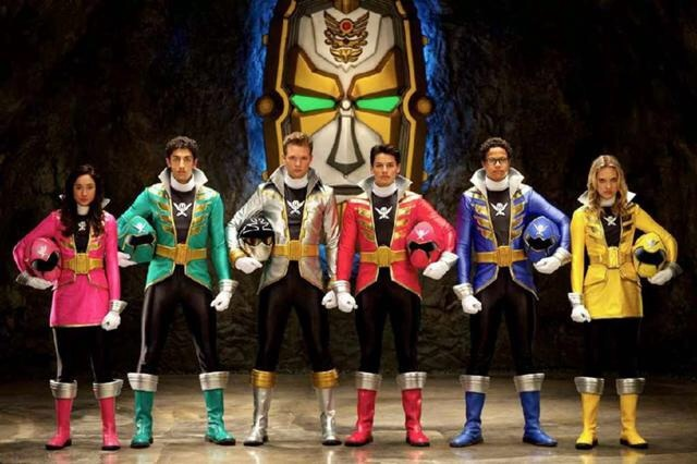 Power Rangers Megaforce | Jyger's Rant