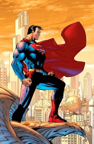 #1 - The Return of the Classic Superman Costume