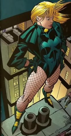Please come back, Black Canary