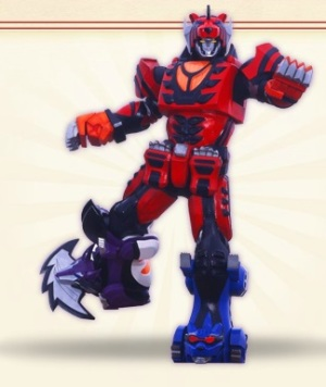 #4 - The Wolf Zord