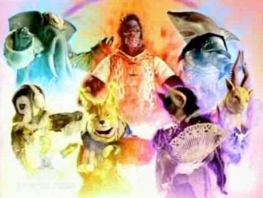 #5 - Pai Zhua Masters' Spirit Forms