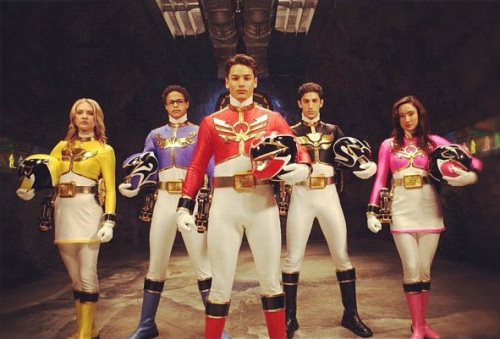 #1 - The Megaforce Rangers Come From Eltar
