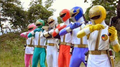#8 - Legendary Rangers Minisodes