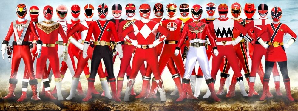 Power Rangers Wild Force - Forever Red Ranger Morphs and ...