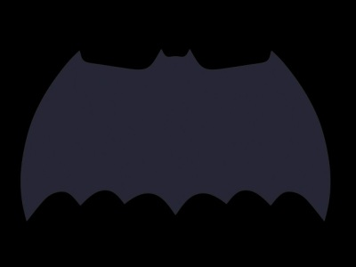 dark knight returns bat symbol