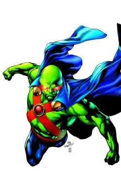#6 - Martian Manhunter
