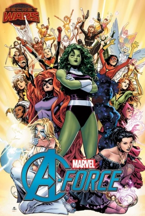 #9 - The A-Force