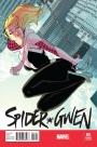 Spider-Gwen #1 Preview