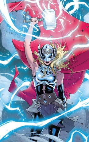 Thor, the Goddess of Thunder