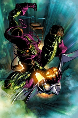 #6 - Norman Osborn, AKA The Green Goblin