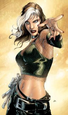 #6 - Anna Marie, AKA Rogue