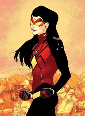 #8 - Jessica Drew, AKA Spider-Woman