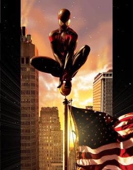 #2 - Miles Morales, AKA The Ultimate Spider-Man