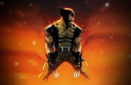 #4 - James 'Logan' Howlett, AKA Wolverine