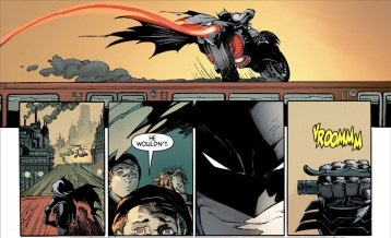 Batman Plays Chopper vs Chopper in Batman #2