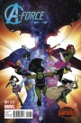 A-Force #1 EarlyPreview