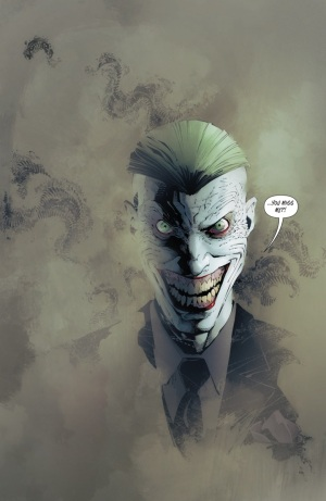 #3 - The Joker's Reveal in Batman #36