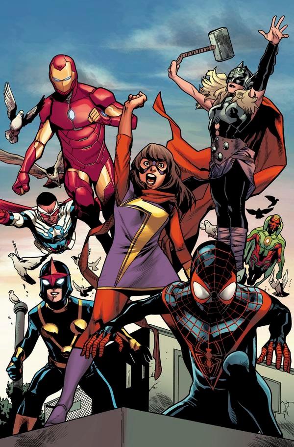 The Avengers   Jyger's Rant