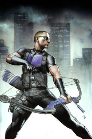 #3 - Hawkeye