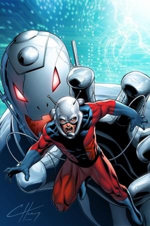 Hank Pym, AKA Ant-Man