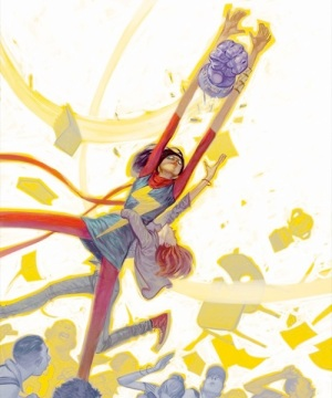 #4 - Ms. Marvel