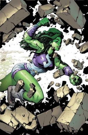 Jennifer Walters, AKA She-Hulk