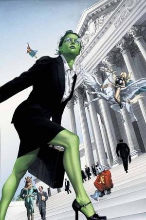 #1 - She-Hulk