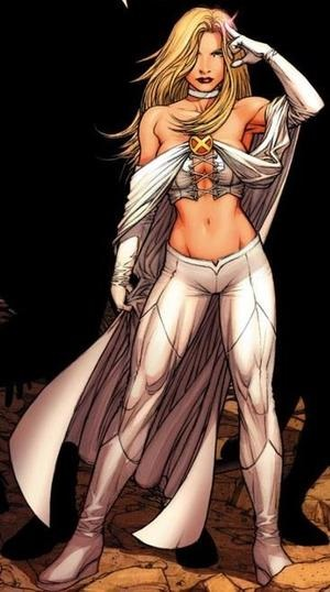 #10 - White Queen