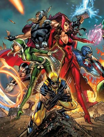 THE X-MEN HAVE JOINED THE AVENGERS!!!