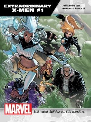The X-Men Titles