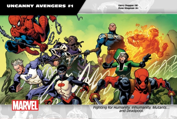 Additional Avengers Books