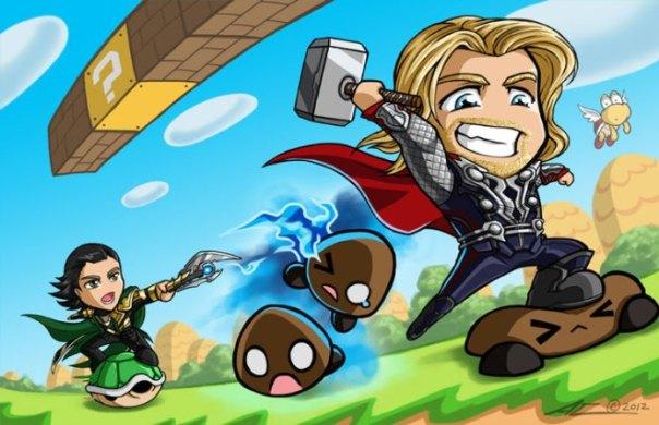 Super Odinson Bros