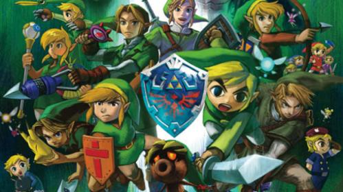 #3 - The Legend of Zelda Maker
